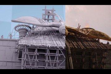 Game of Thrones Season 5 VFX Breakdown by Rodeo FX
