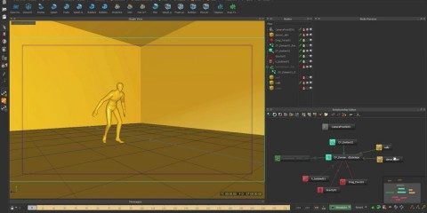 Making Of Realflow Dyverso Dancer
