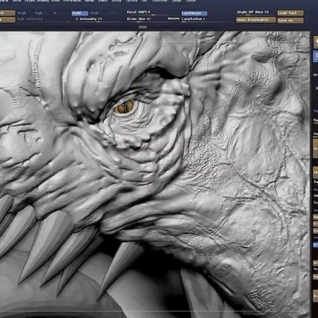 The Wretch Zbrush