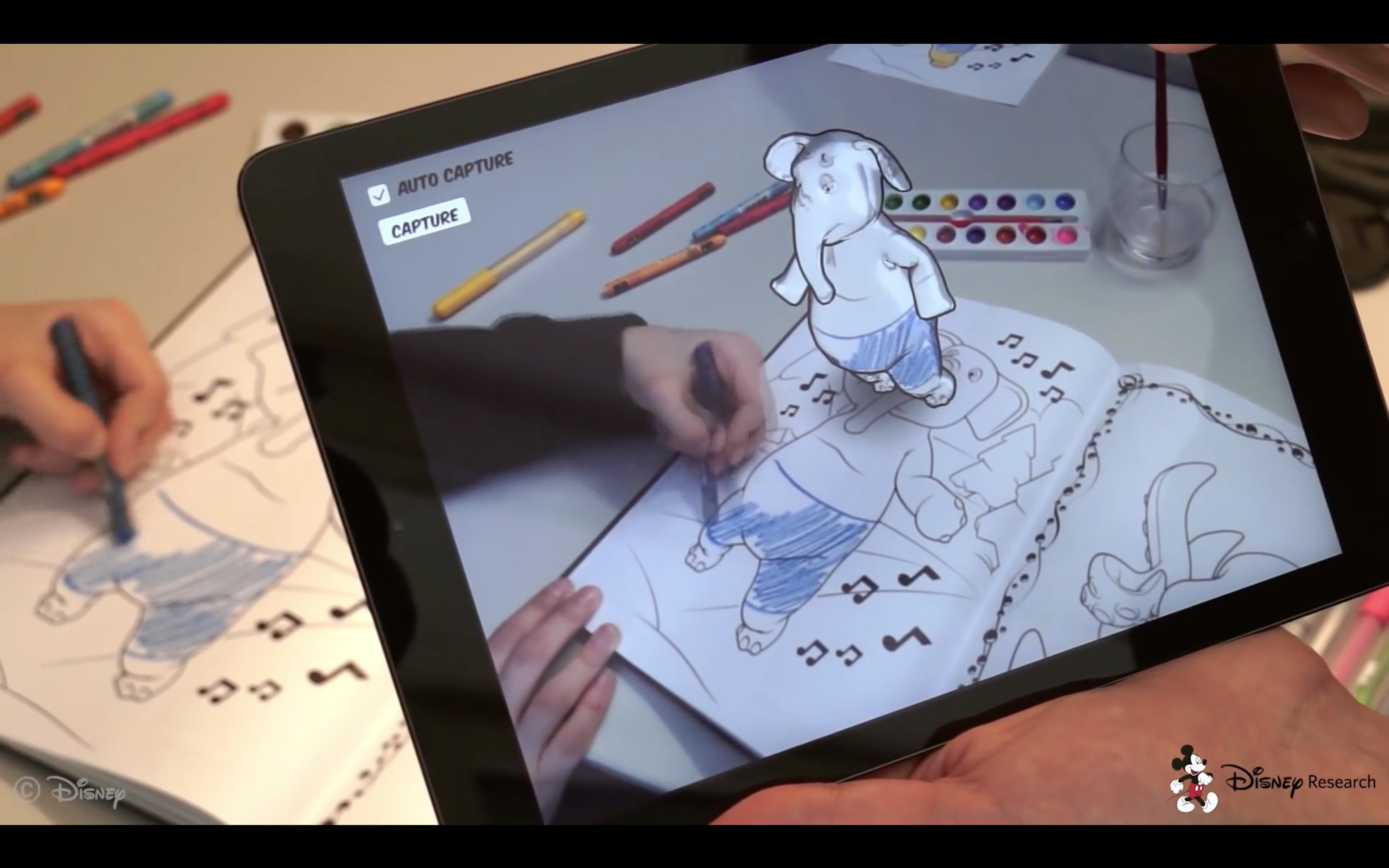 augmented reality research paper essay Augmented reality can be defined as a composite or an illusive view of the physical world created by computer generated information, images and graphics how did it start.