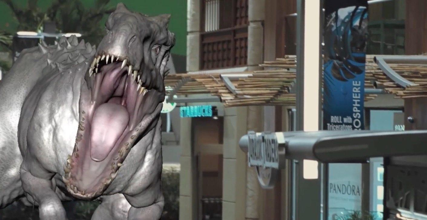 Jurassic World : Making of Indominus Rex