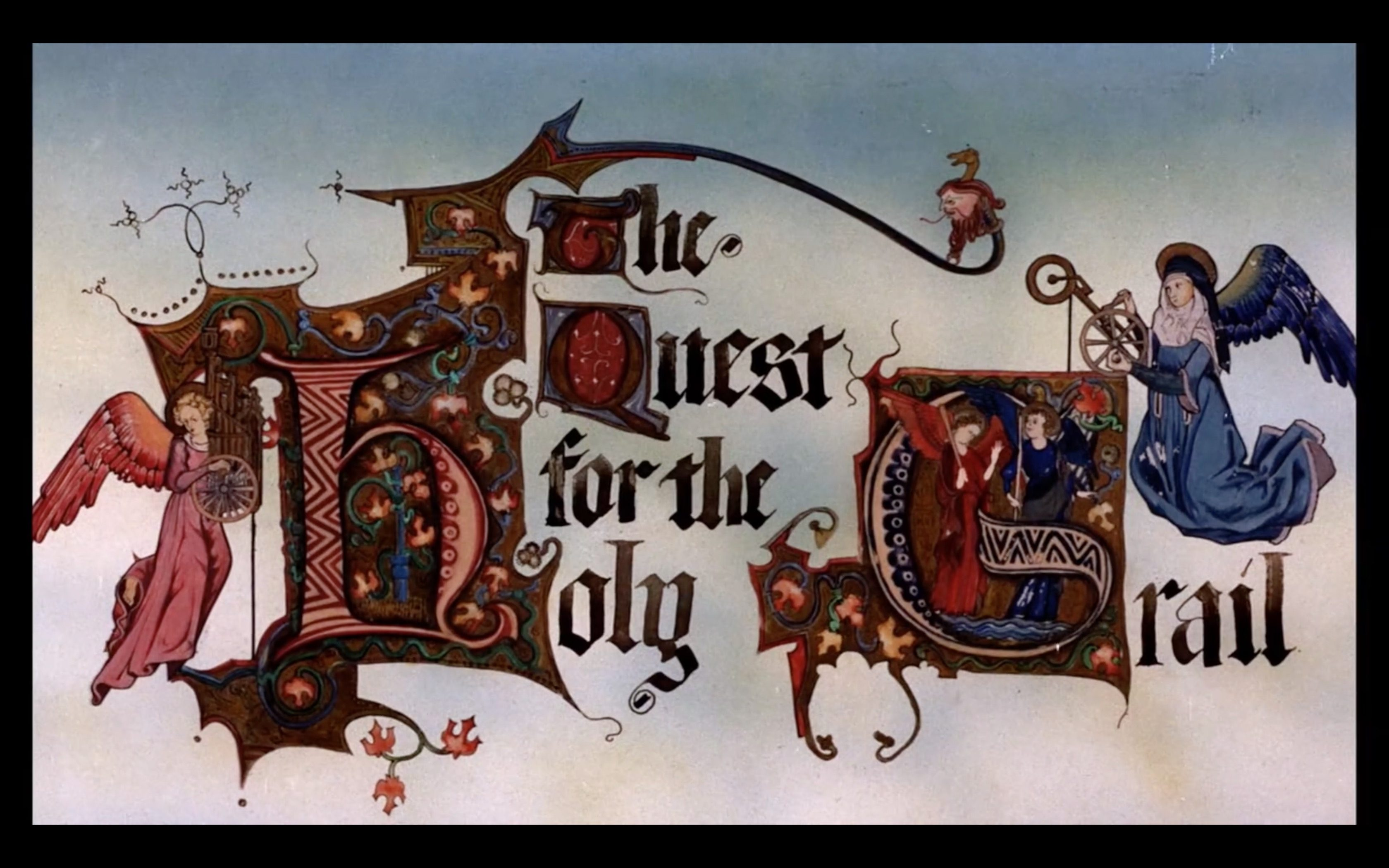 Terry Gilliam's Deleted Animations from Monty Python & The ...