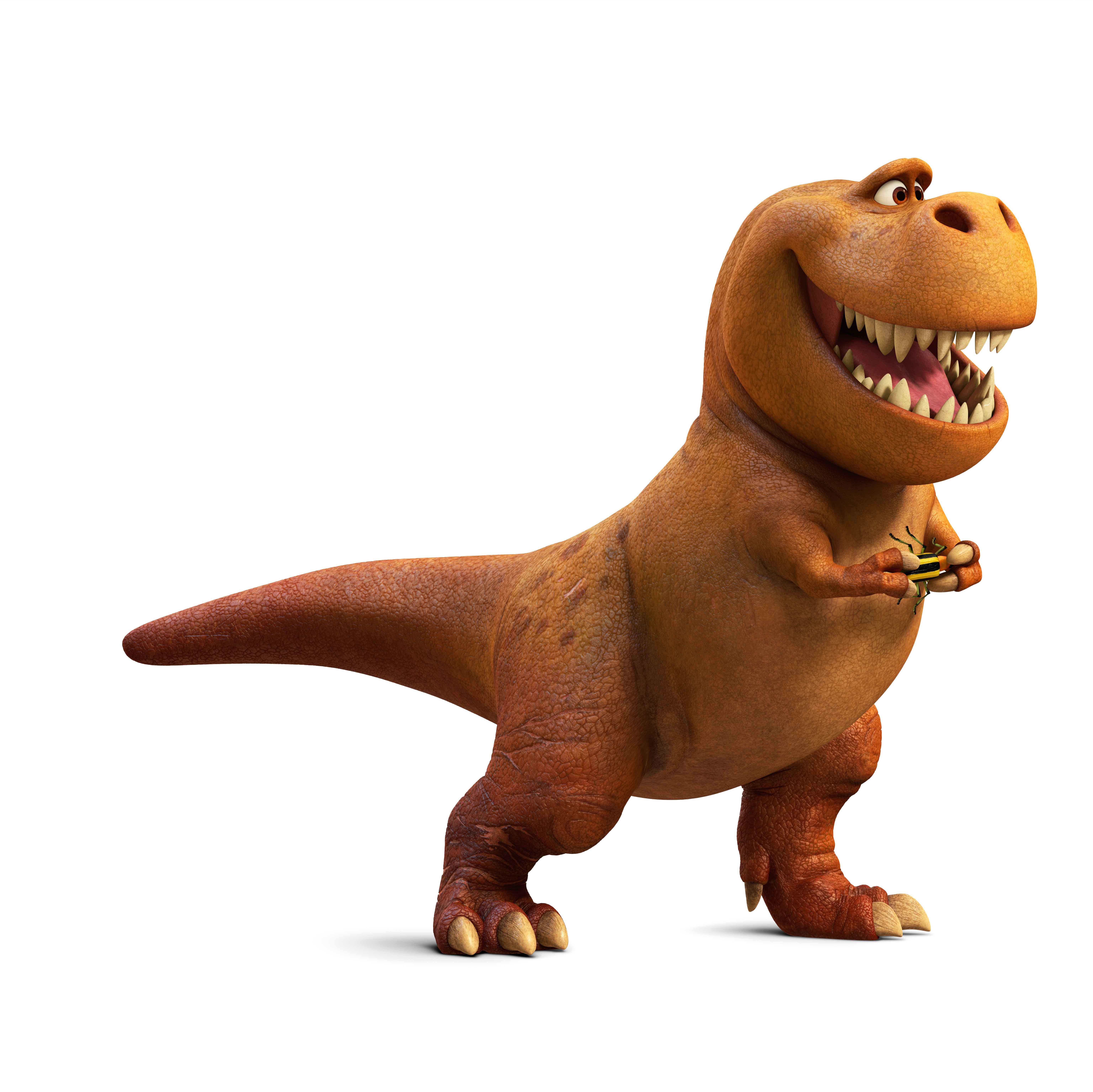 картинки героев хороший динозавр так