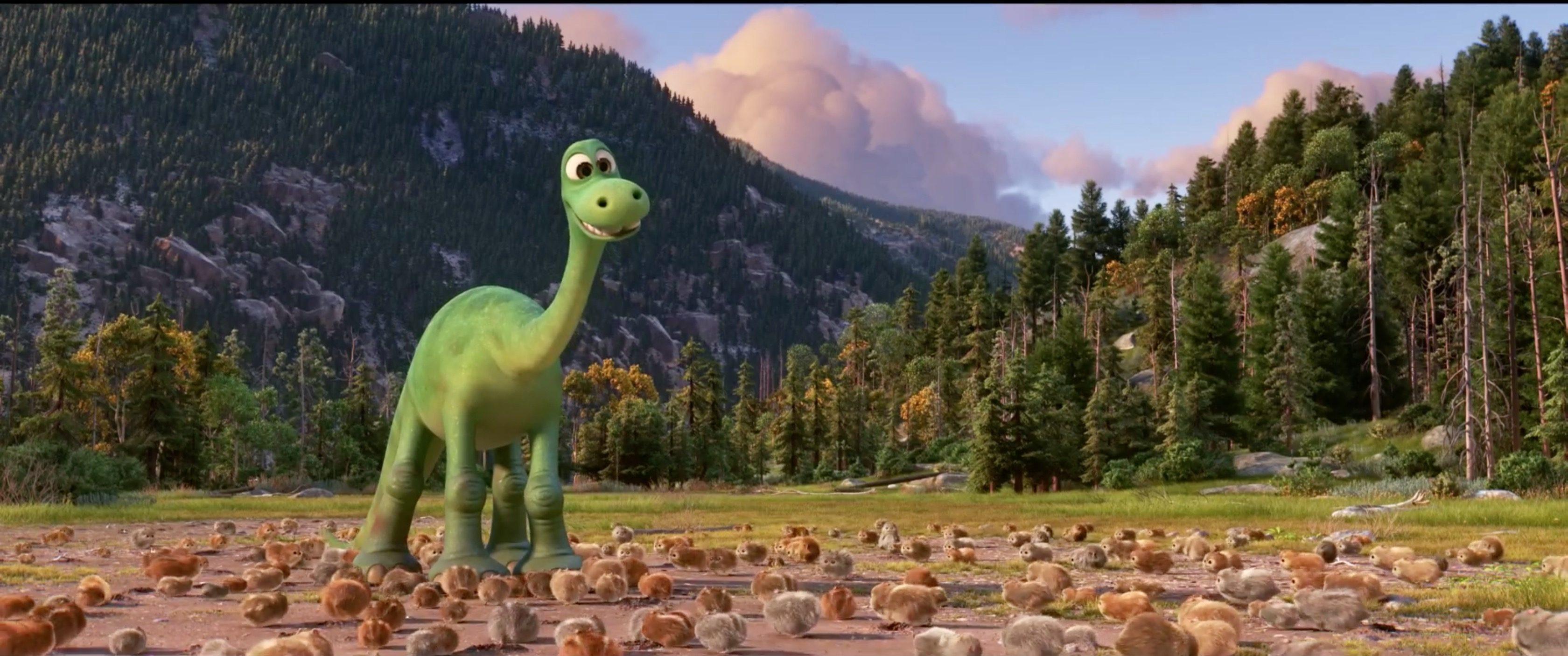 Triceratops The Good Dinosaur: The Good Dinosaur Official Trailer #2