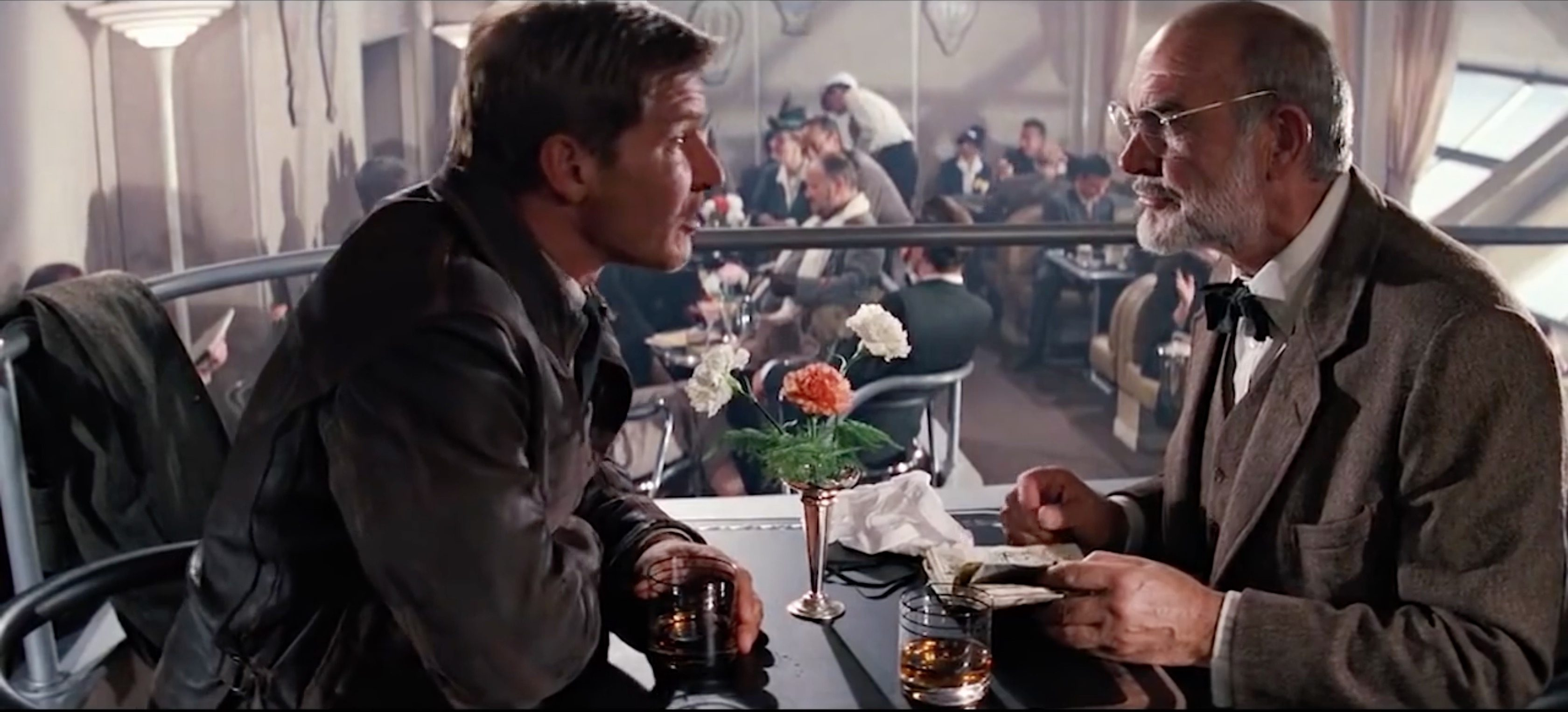 10 Great Movie Scenes That Actors Improvised