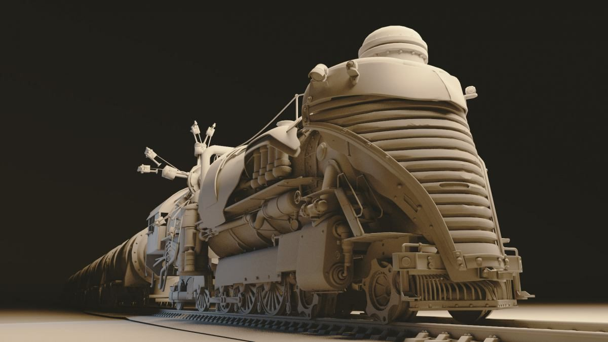 How to Create Epic Steampunk Machine in Blender