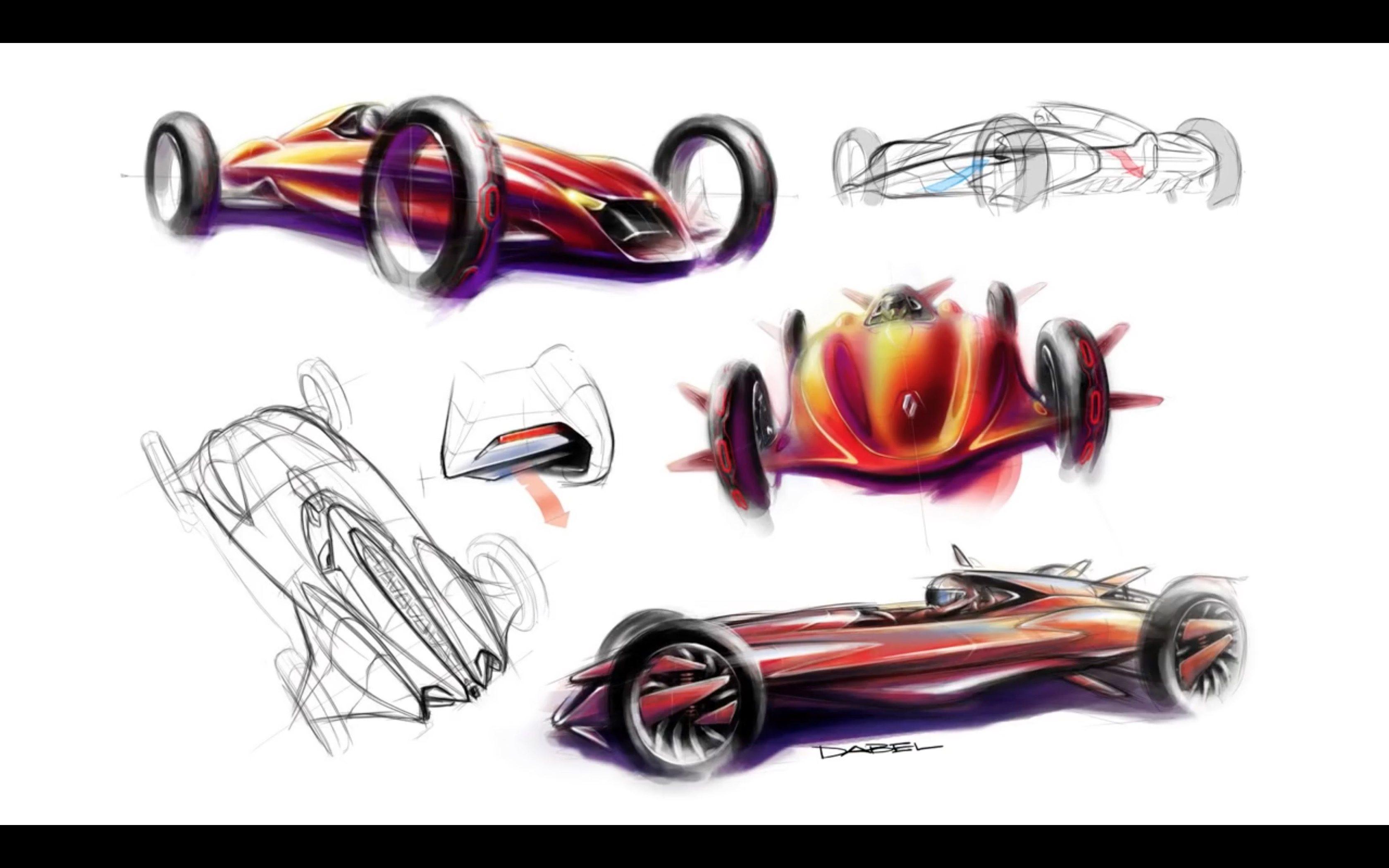 Modo Workflows - Automotive Concept Modeling