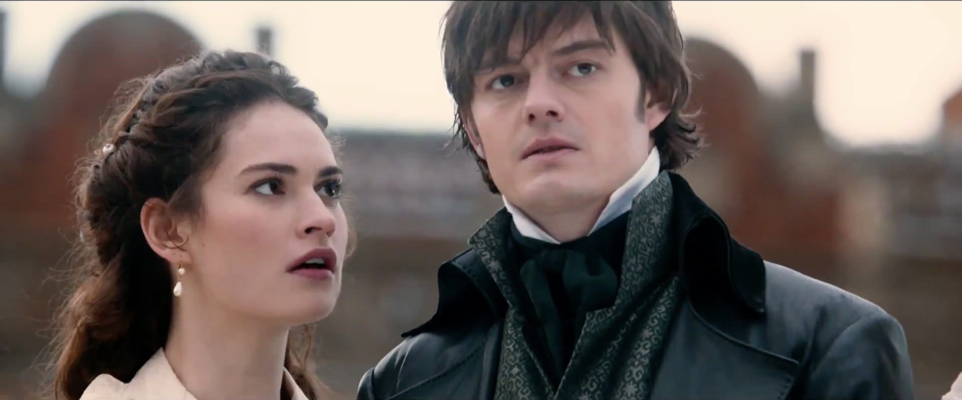 Pride and Prejudice and Zombies Official Trailer #2