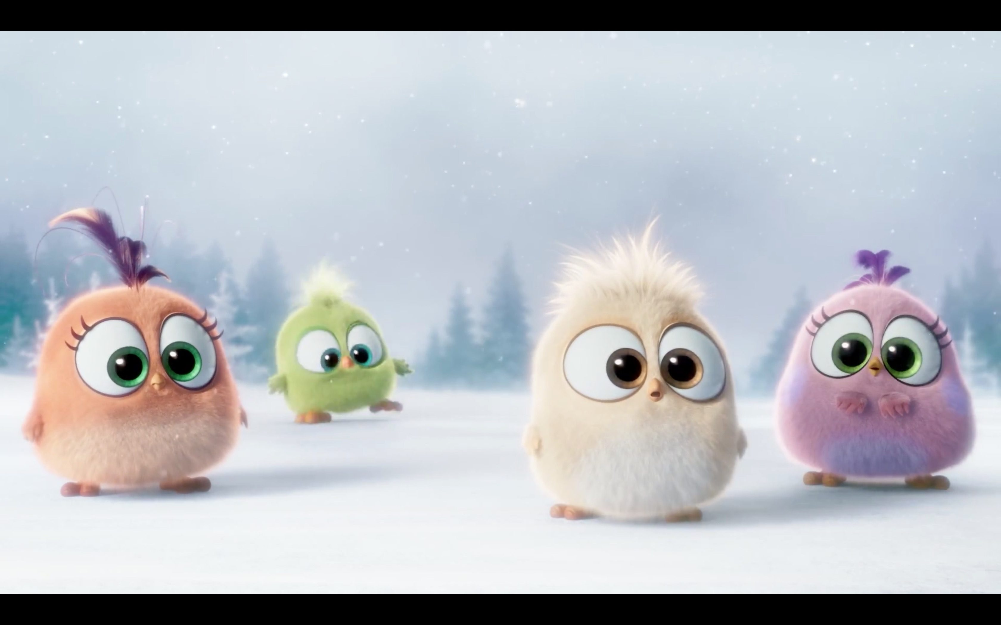 The Angry Birds Movie – Christmas Special