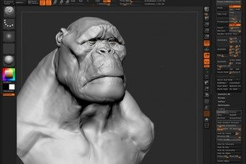 Yeti Speed Sculpting