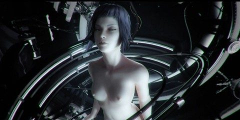 ghost in the shell Virtual reality