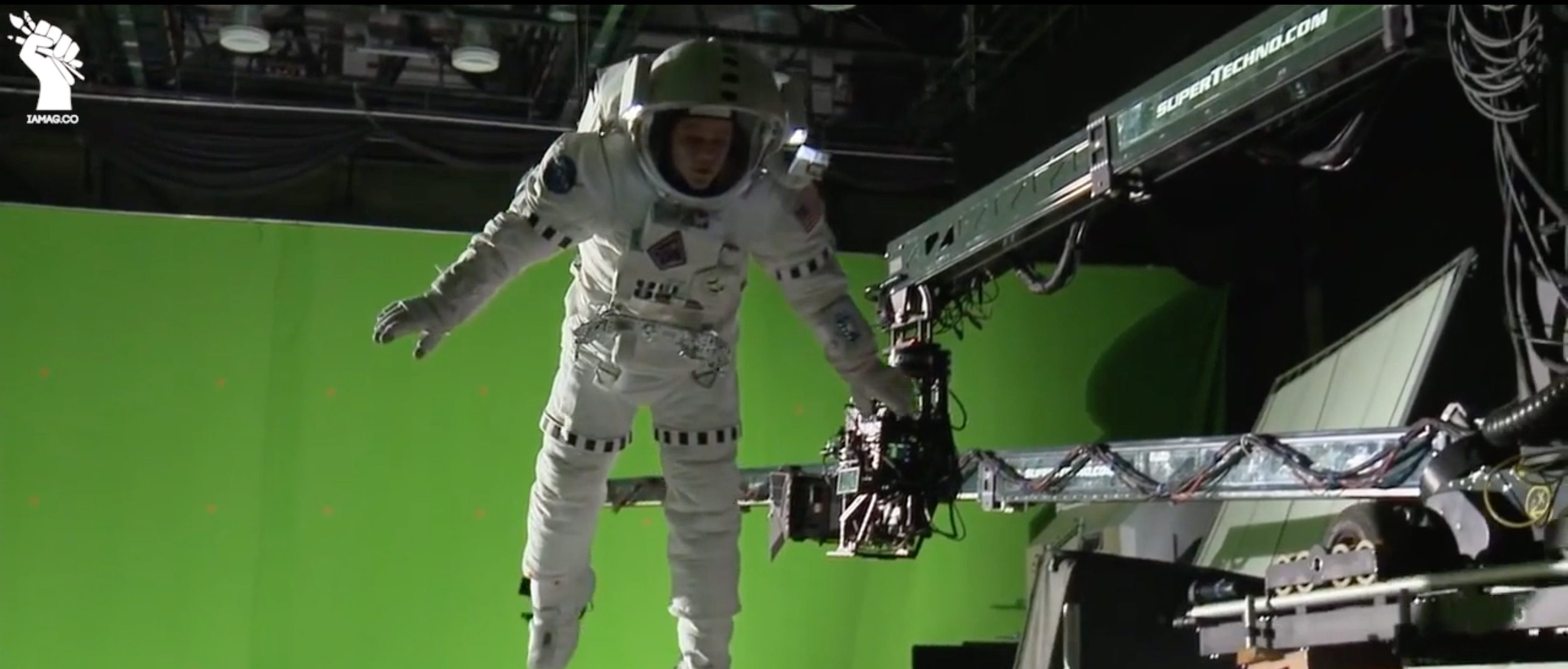 Exclusive Making Of The Martian