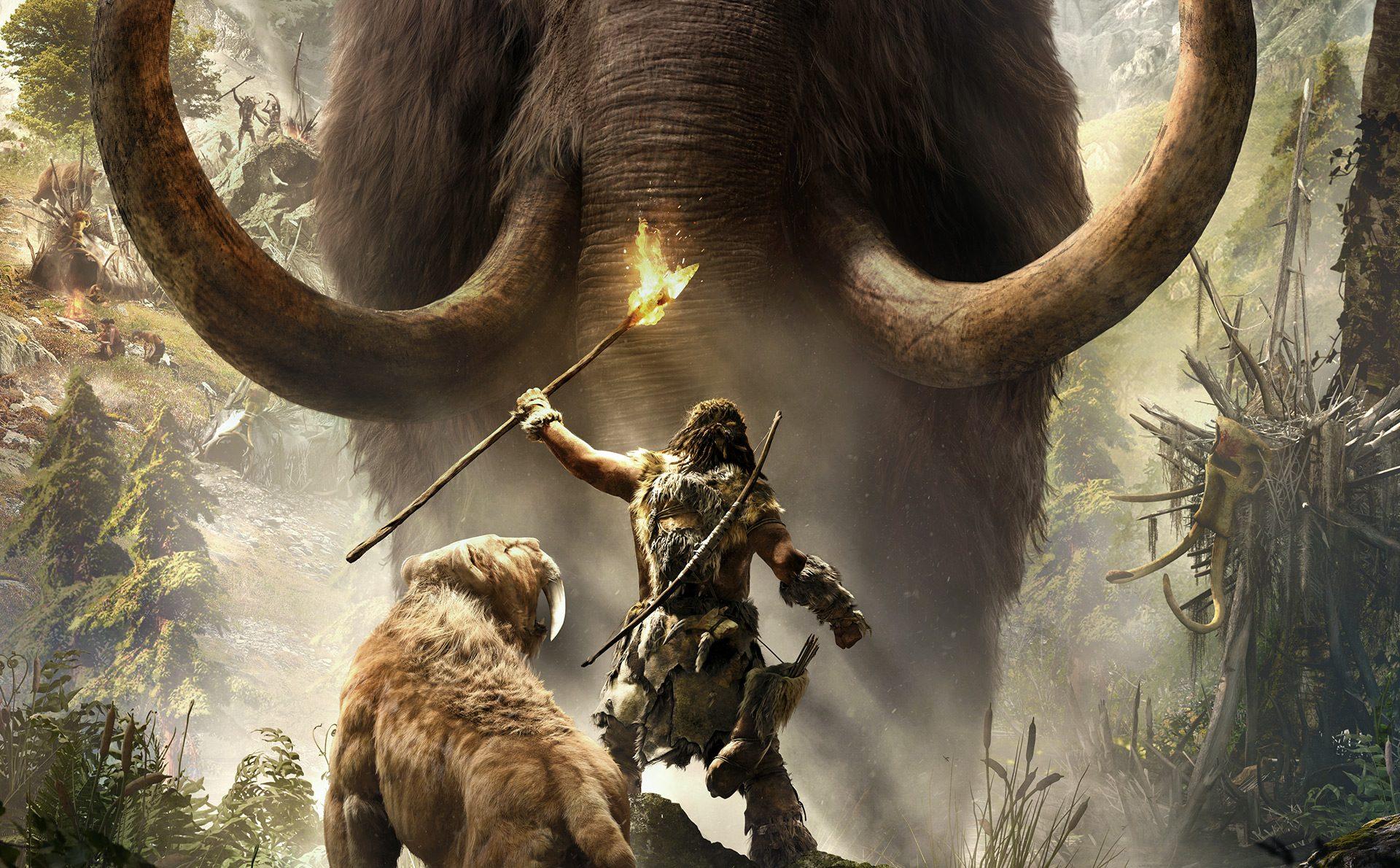Far Cry Primal Beast Master