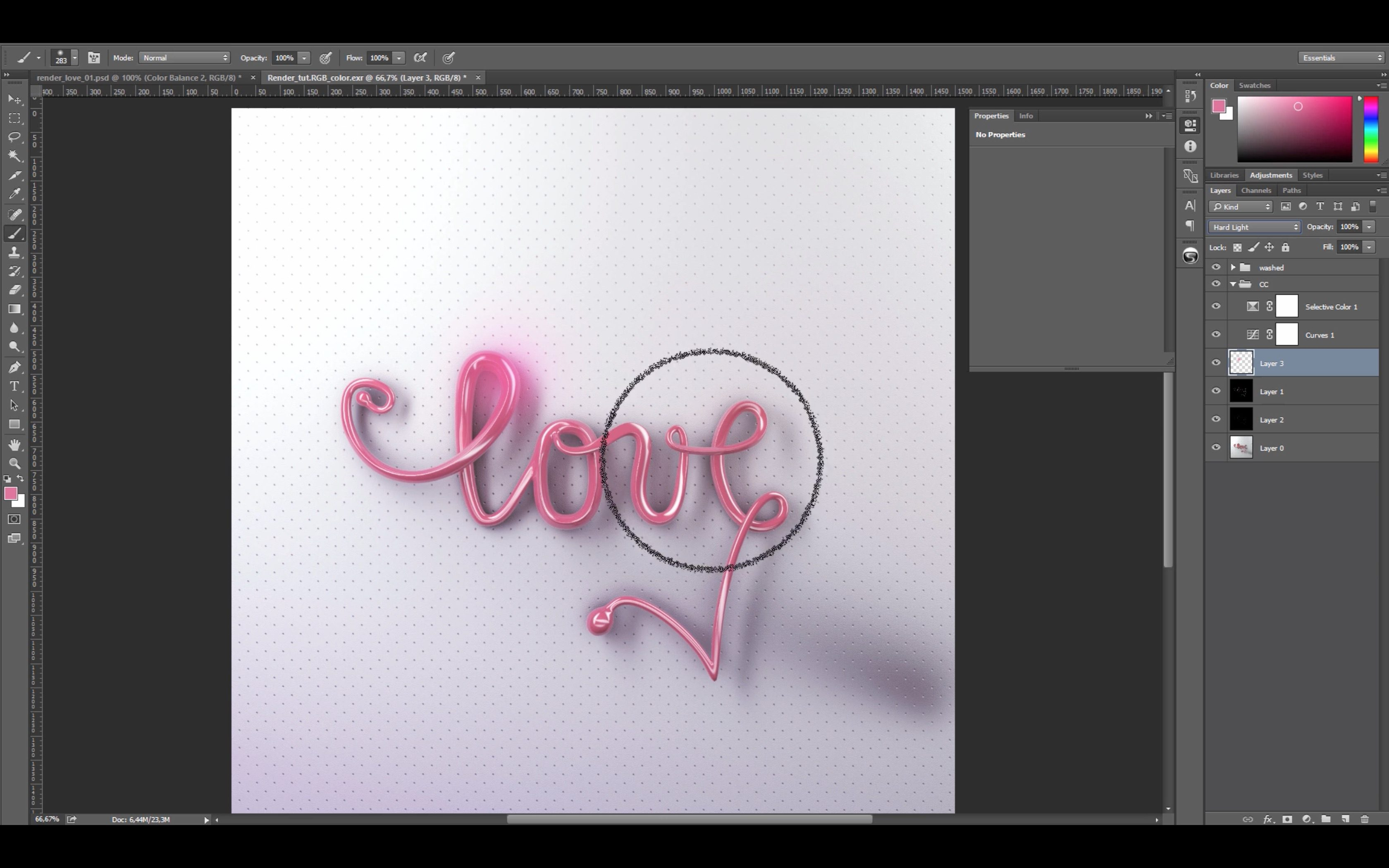 Make Some Love With Vray And 3DS Max