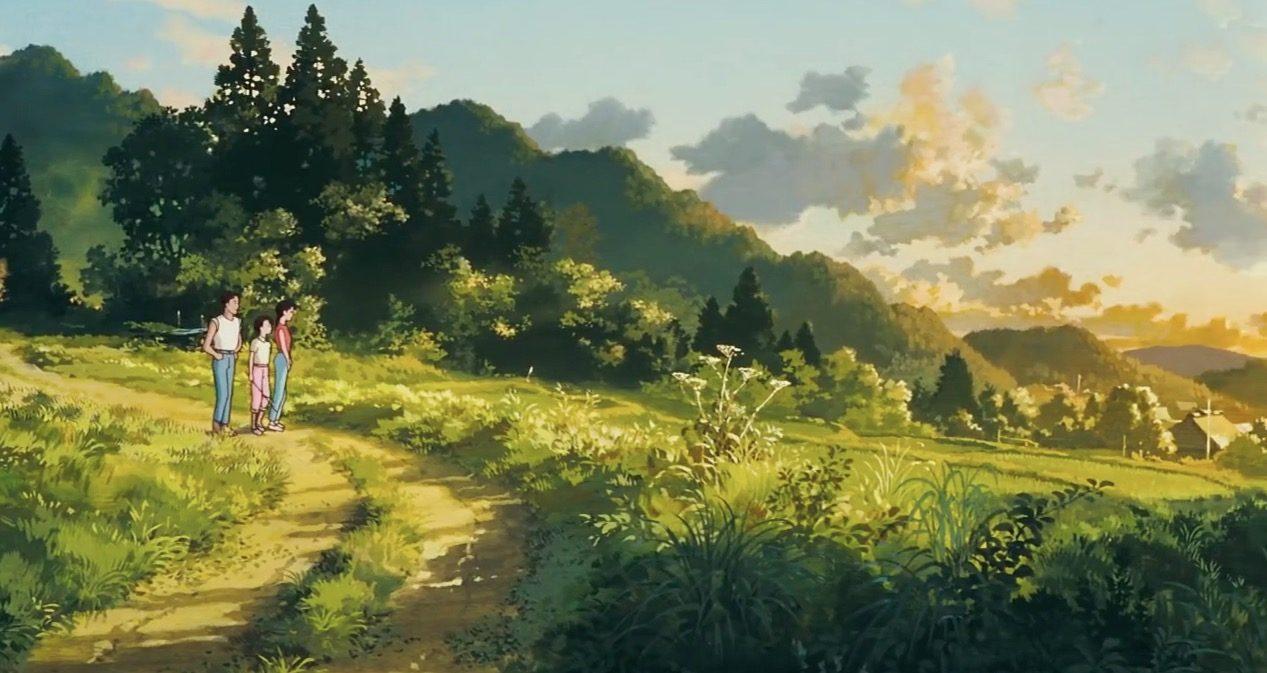 Trailer Only Yesterday By Studio Ghibli
