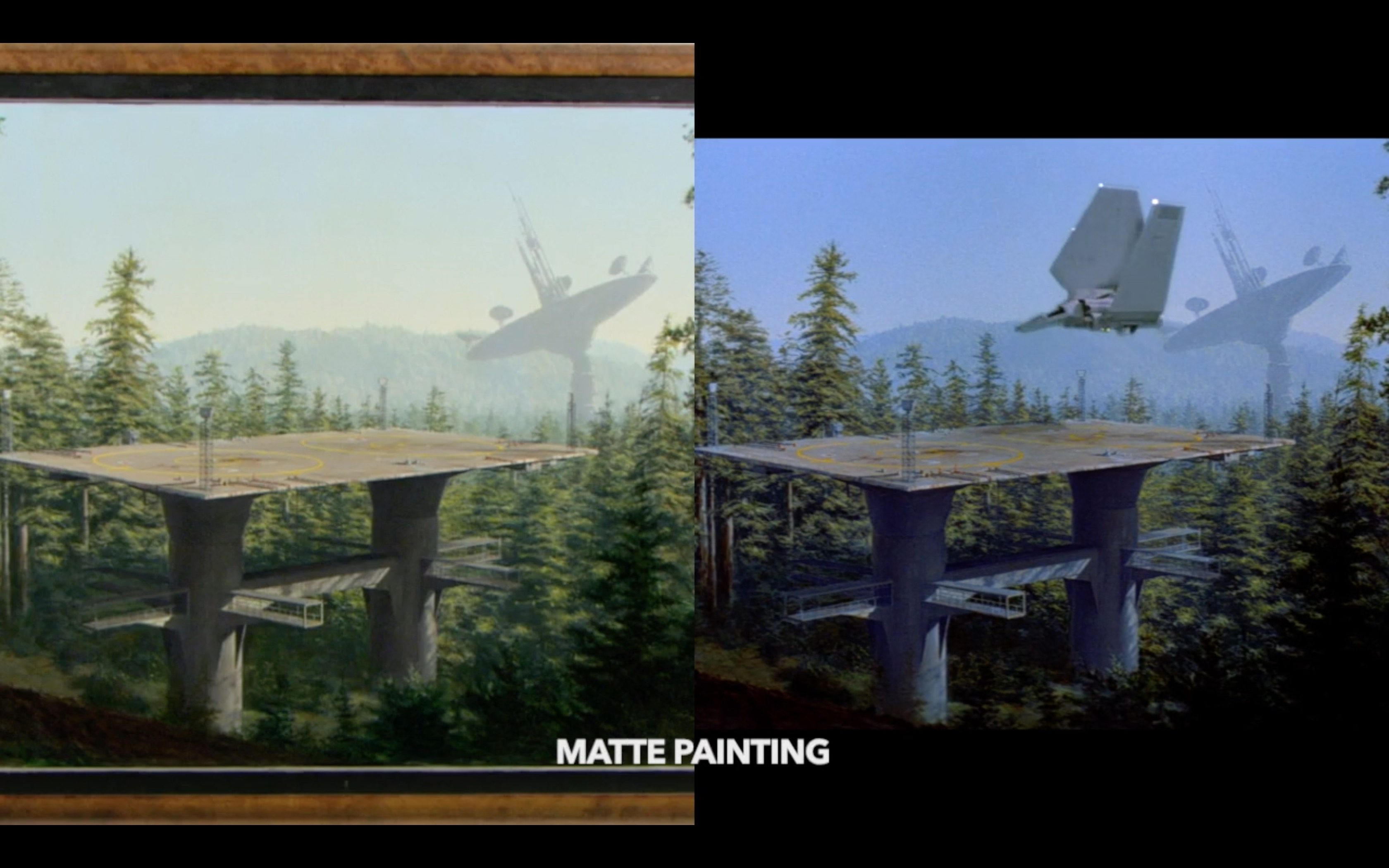 The Visual Effects of the Star Wars Saga