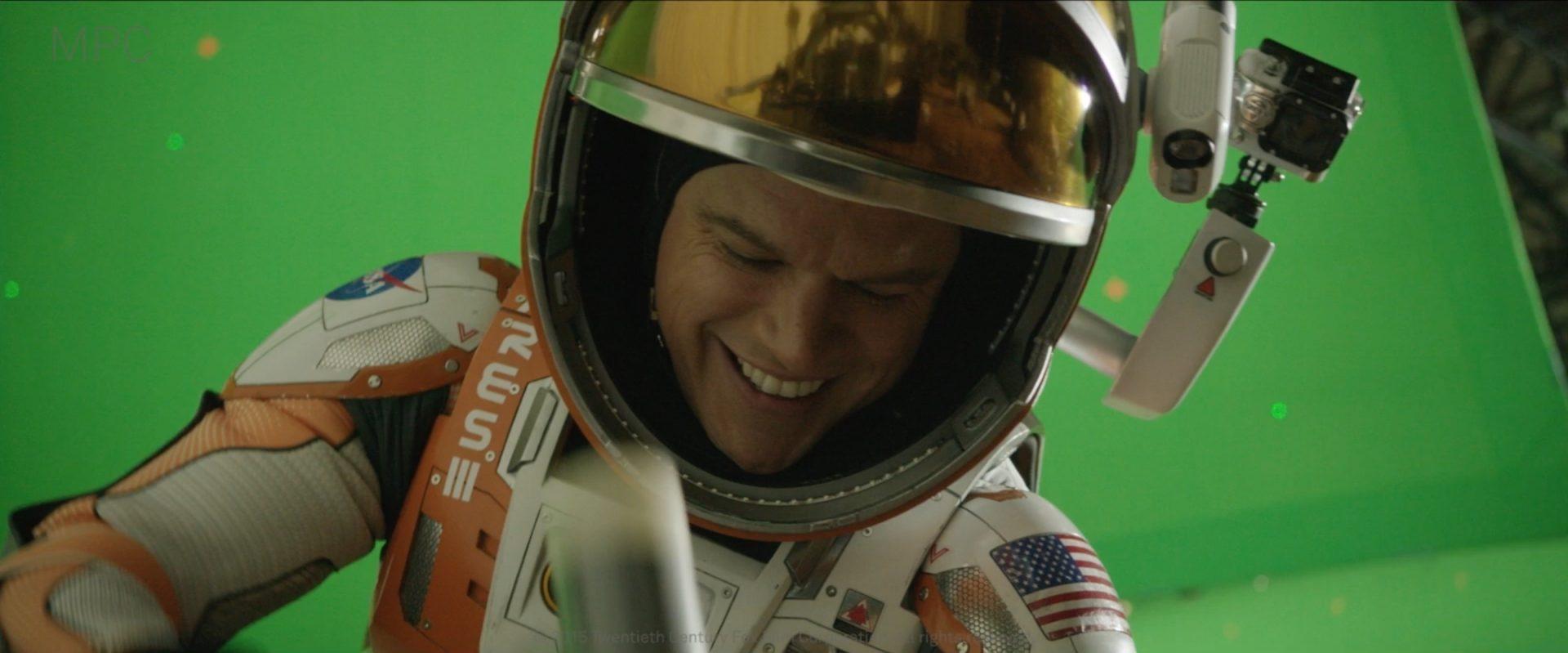 The Martian VFX Breakdown