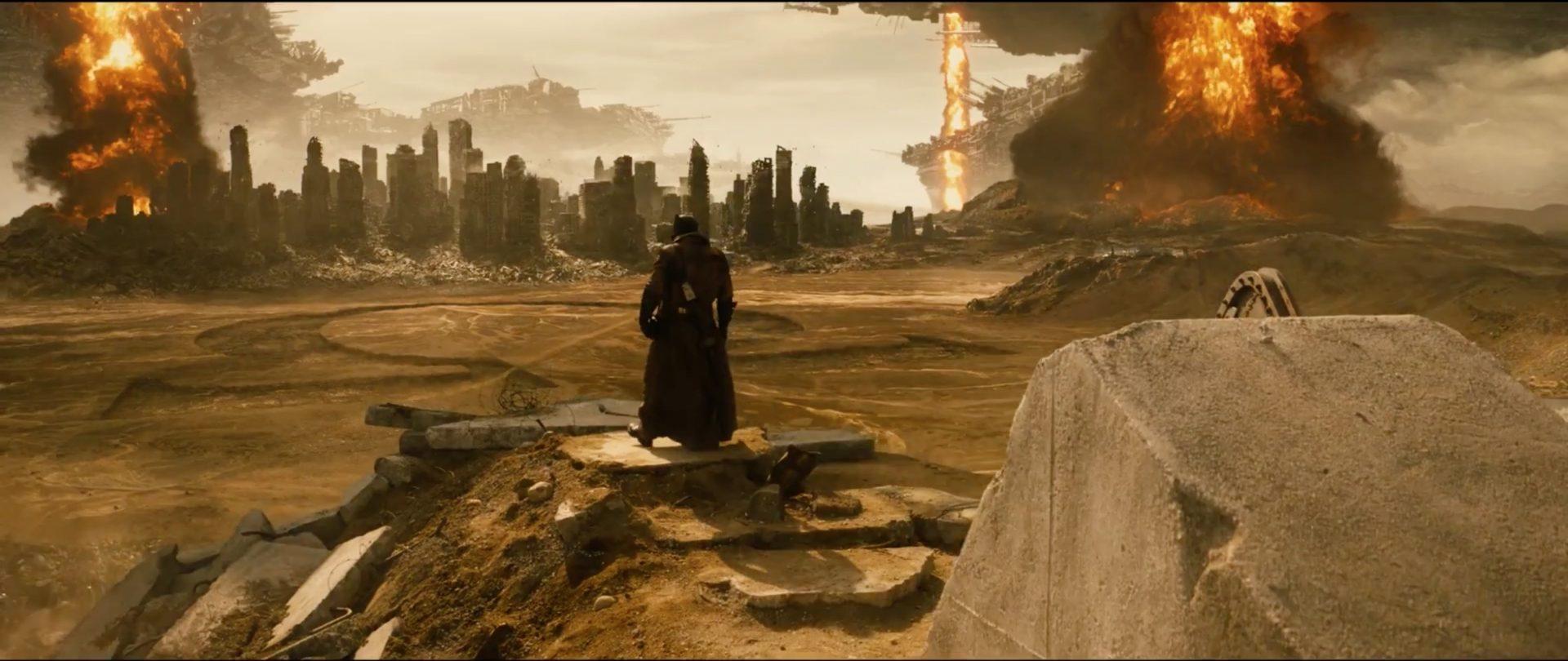 Batman v Superman: Dawn Of Justice Final Trailer