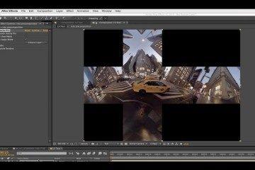 360/VR Workflow in Mocha Pro 5