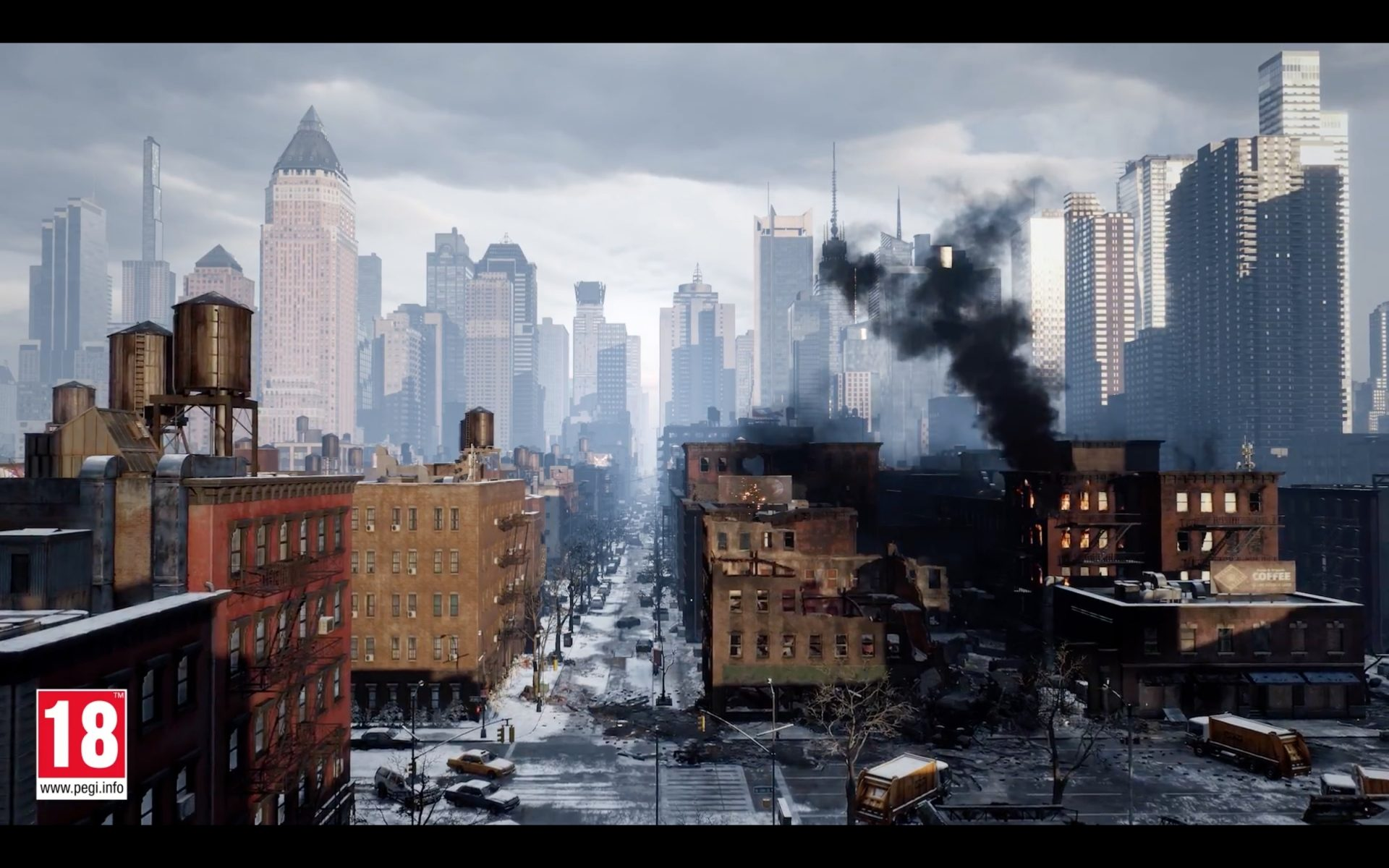 Tom Clancy's The Division: NVIDIA Trailer