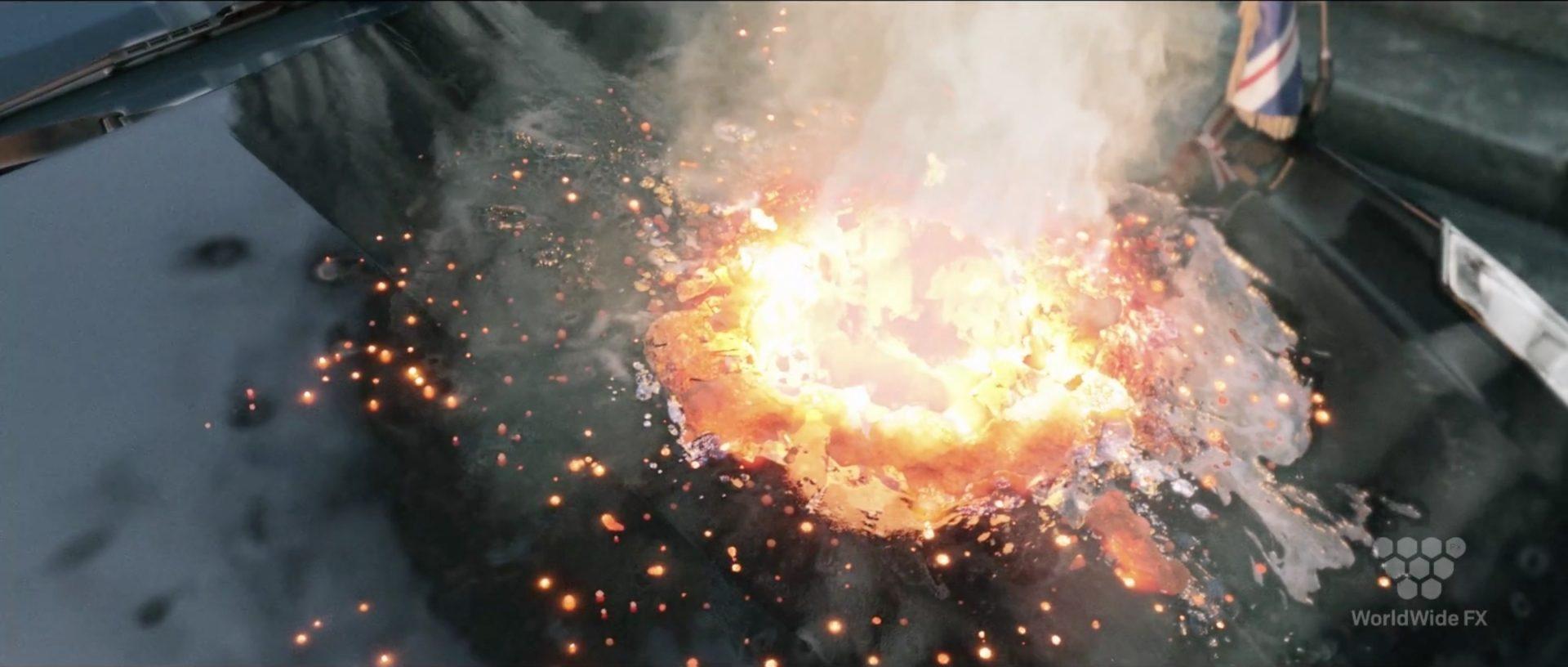 London Has Fallen VFX Breakdown
