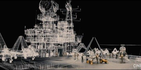 The Man From UNCLE VFX Breakdown