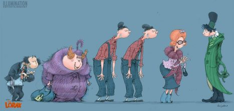 The Art Of The Lorax 60 Concept Art