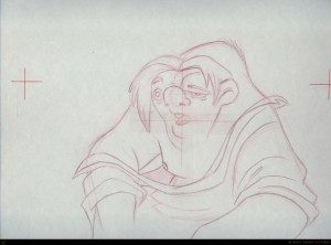 The Hunchback of Notre Dame: 90 Original Concept Art Collection