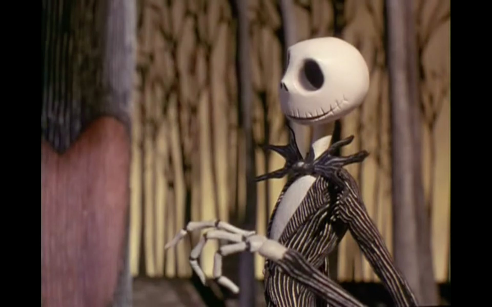 making of the nightmare before christmas - Making Of Nightmare Before Christmas