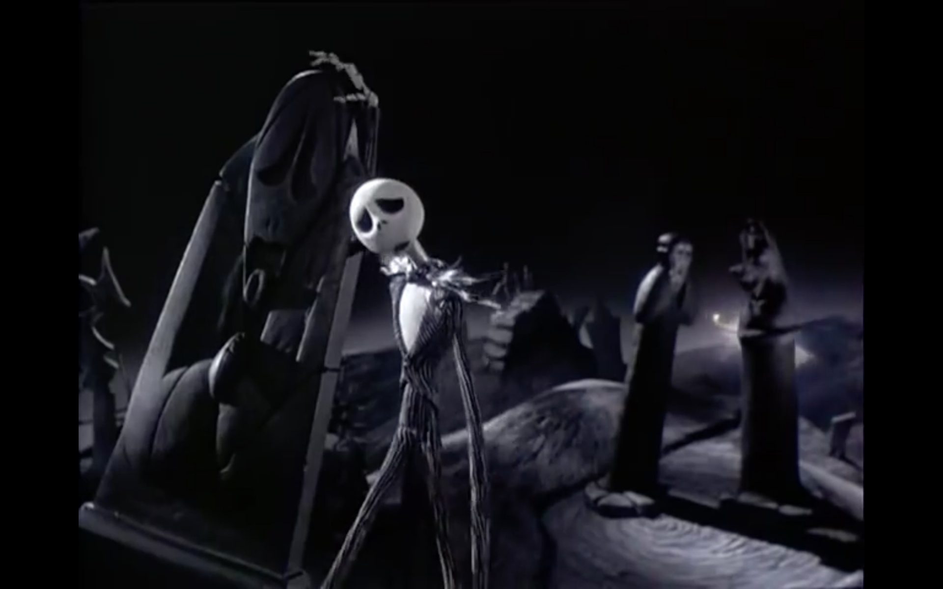 making of the nightmare before christmas - Who Directed Nightmare Before Christmas