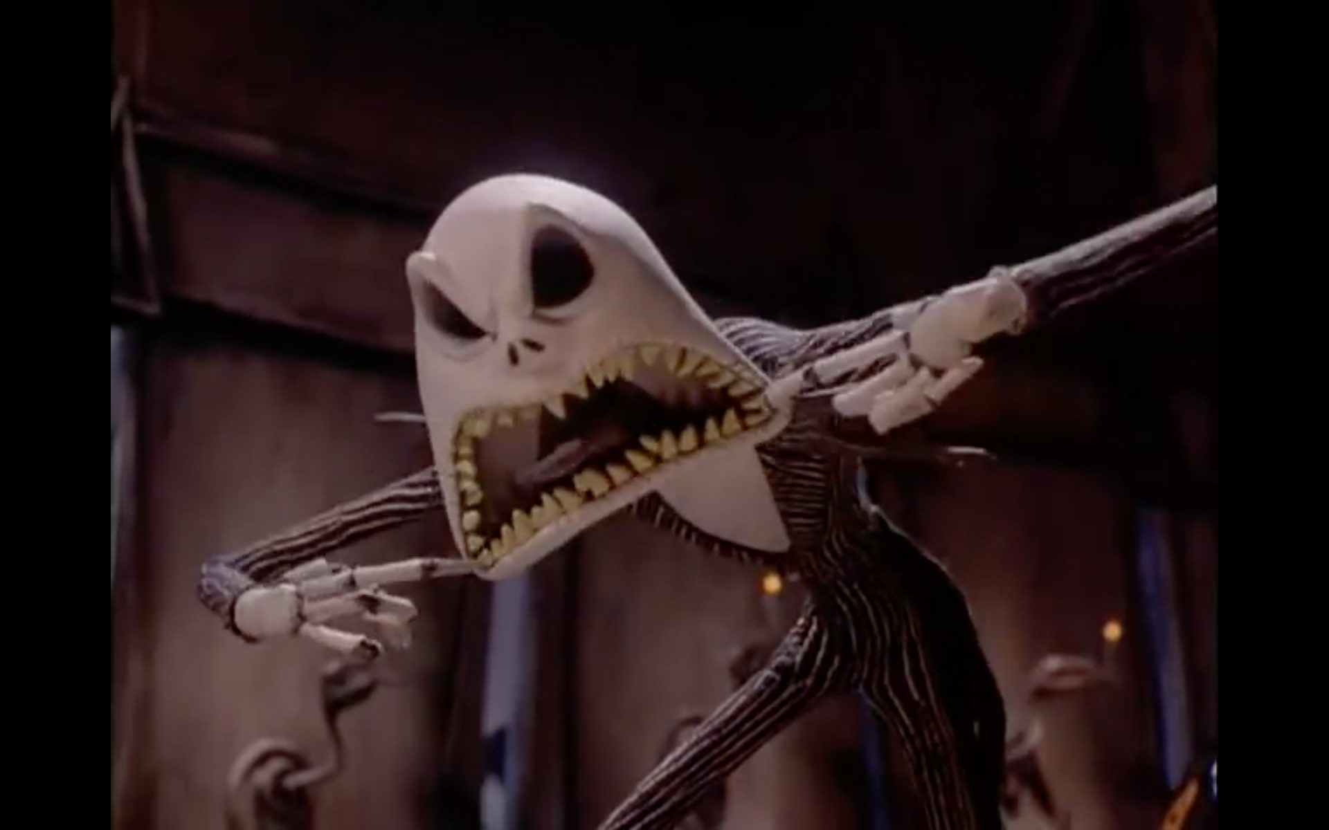 Of The Nightmare Before Christmas