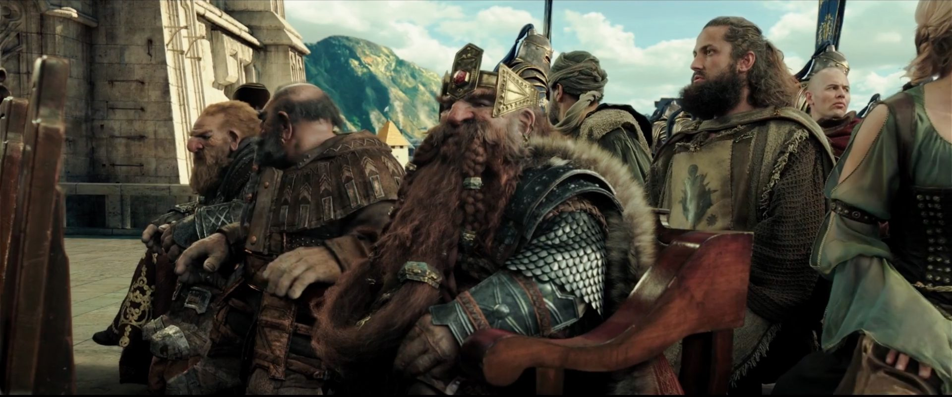 Warcraft Movie Official Trailer 2