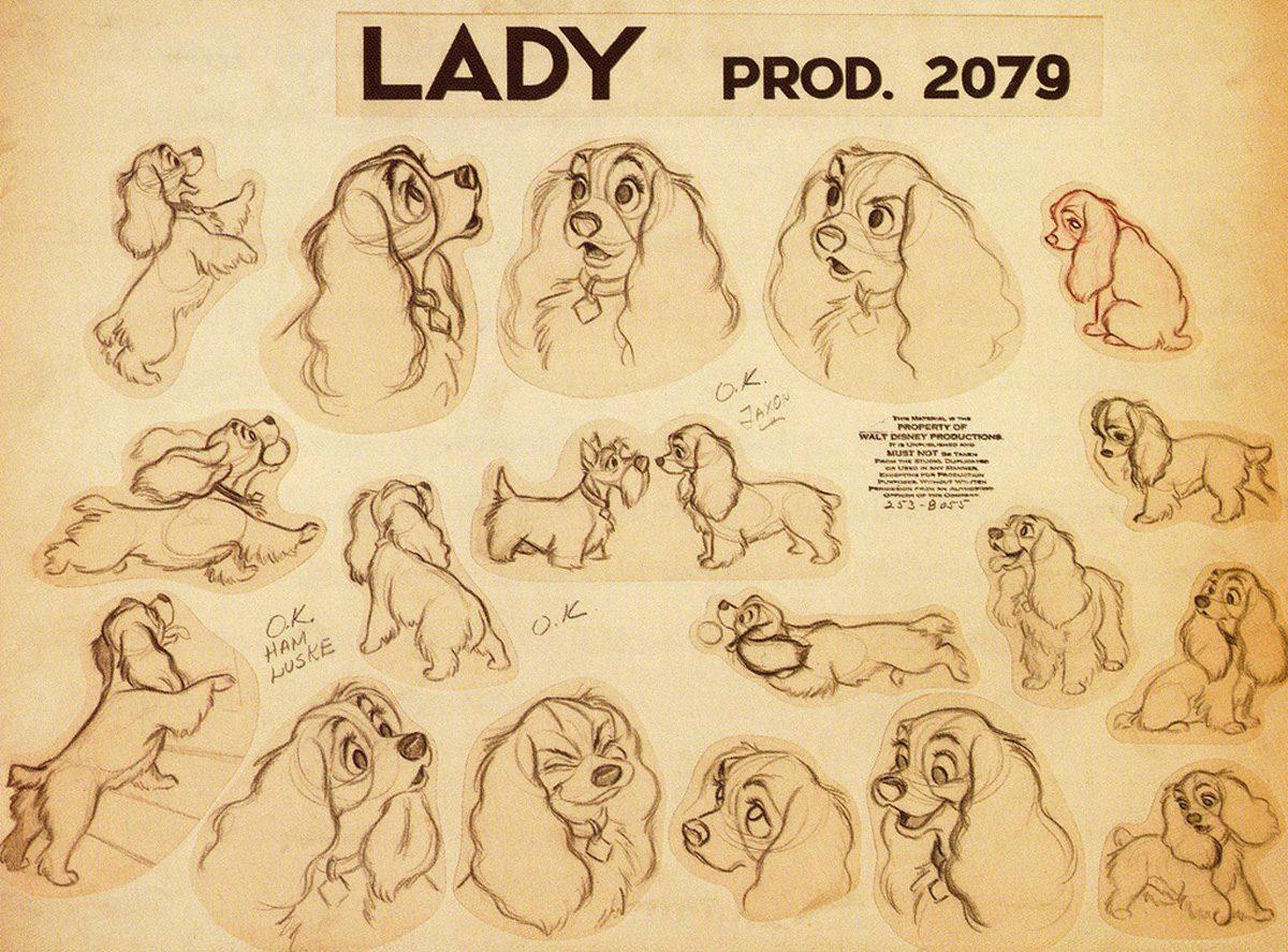 Lady Tramp Original Ca30