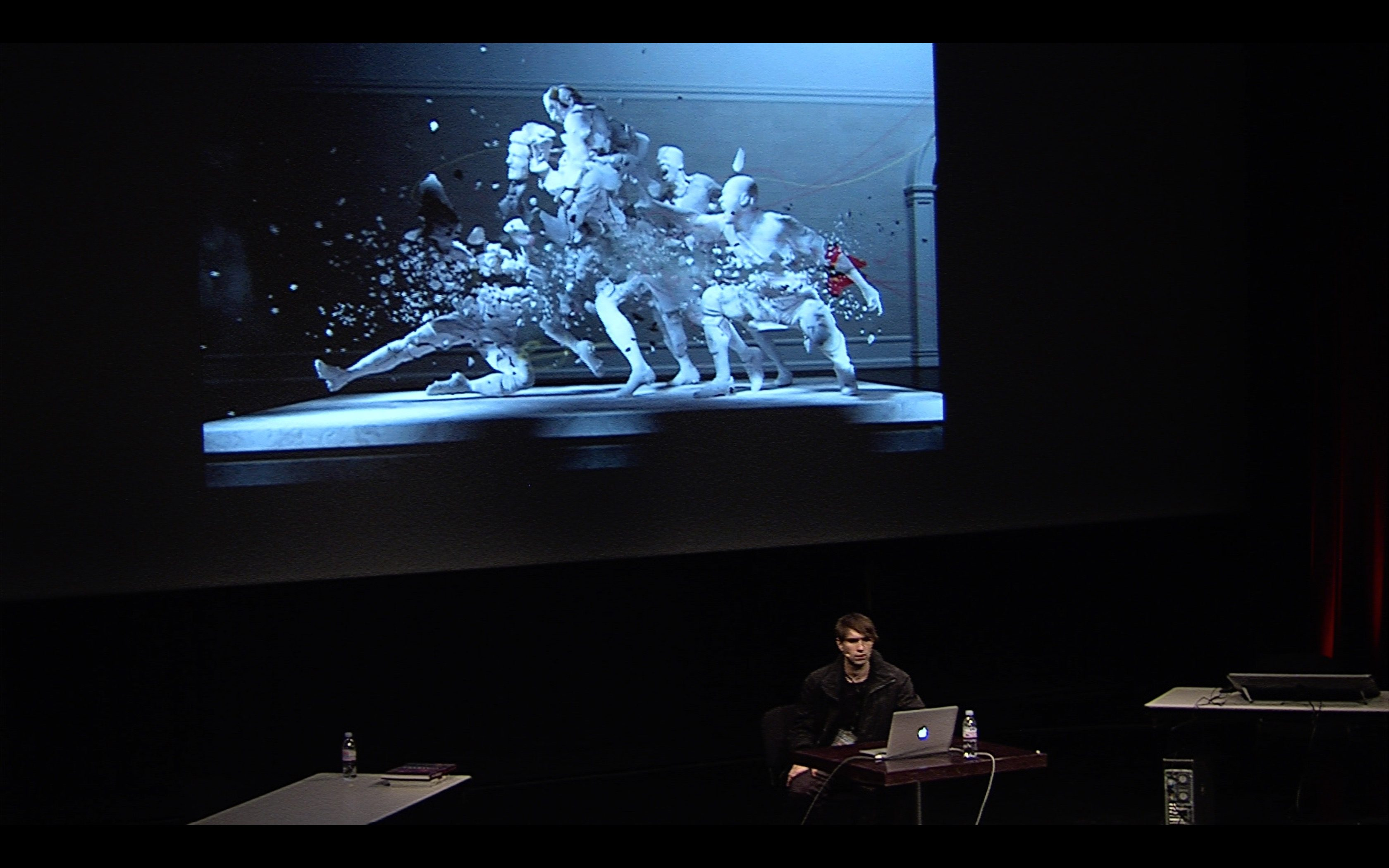 Simon Holmedal Master Classes: Iterative Design