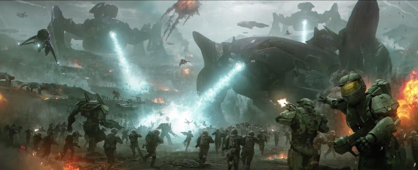 Making of Halo Wars 2