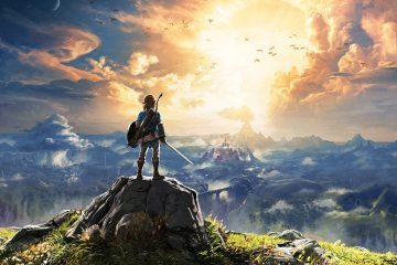 The Art of The Legend of Zelda: Breath of the Wild