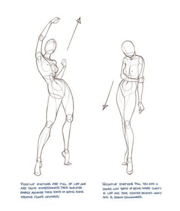 Character Design Collection Female Anatomy