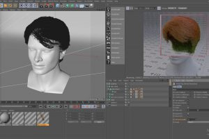 Making Hair with Arnold and C4D