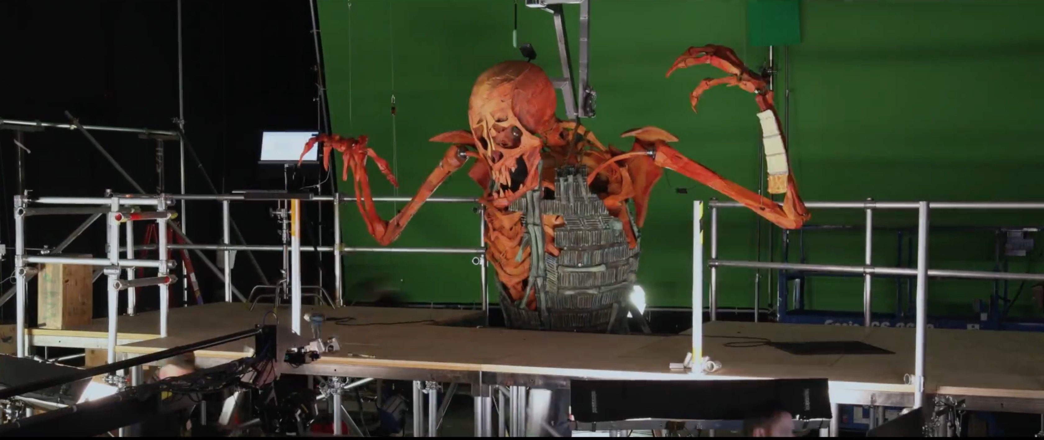 Making of Kubo and the Two Strings