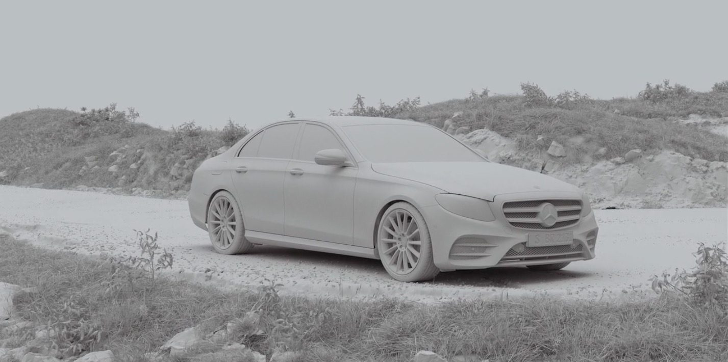 Making of Mercedes-Benz