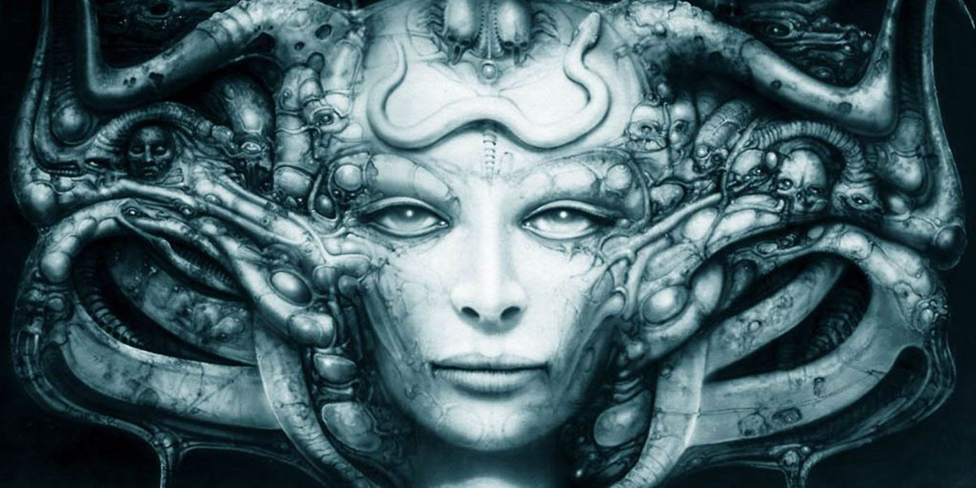 the art of h r giger