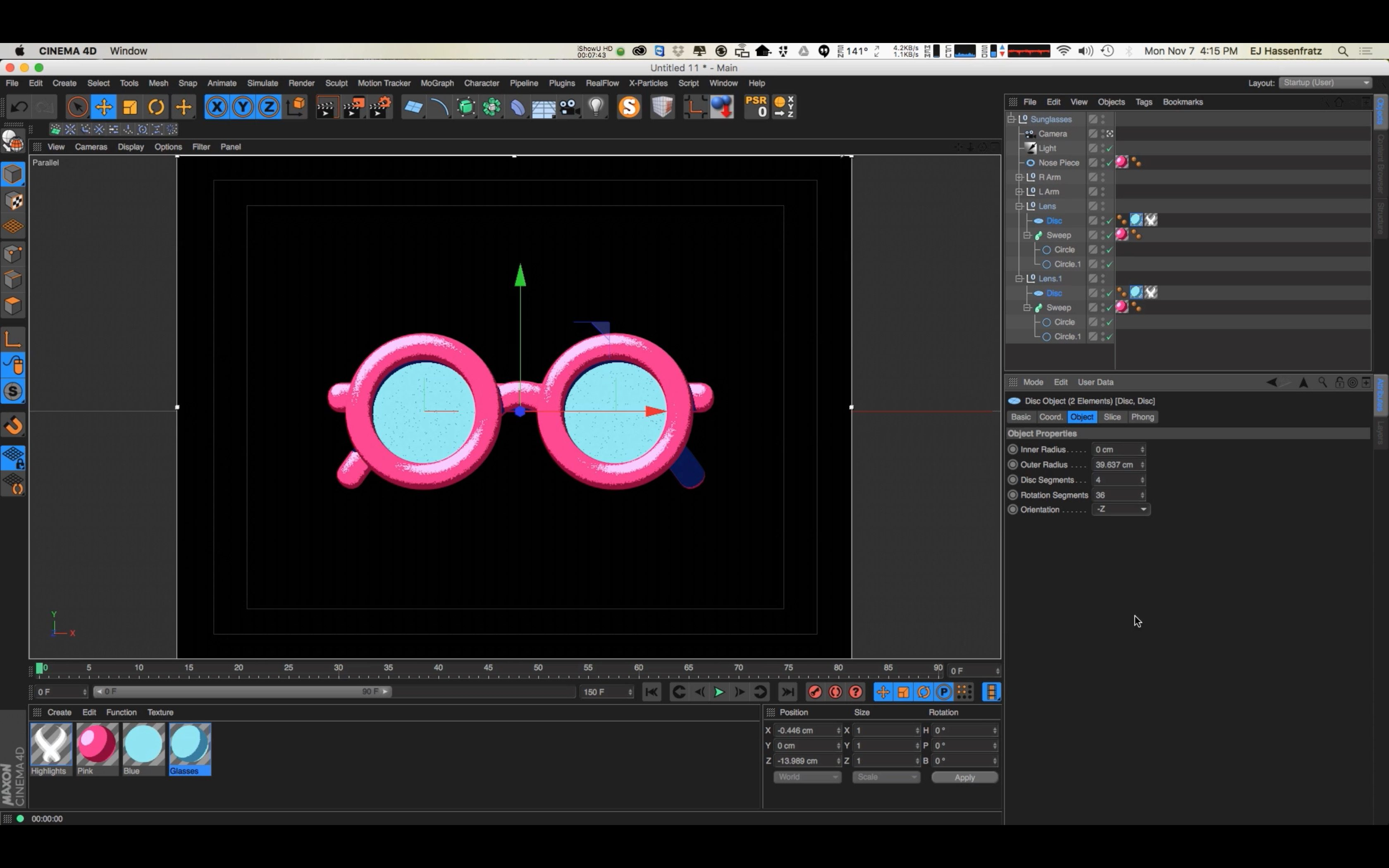 How to Create Stylized Grainy Cel Shading in Cinema 4D
