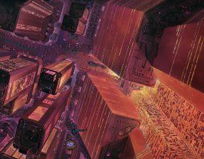The Art Of Akira Original Backgrounds