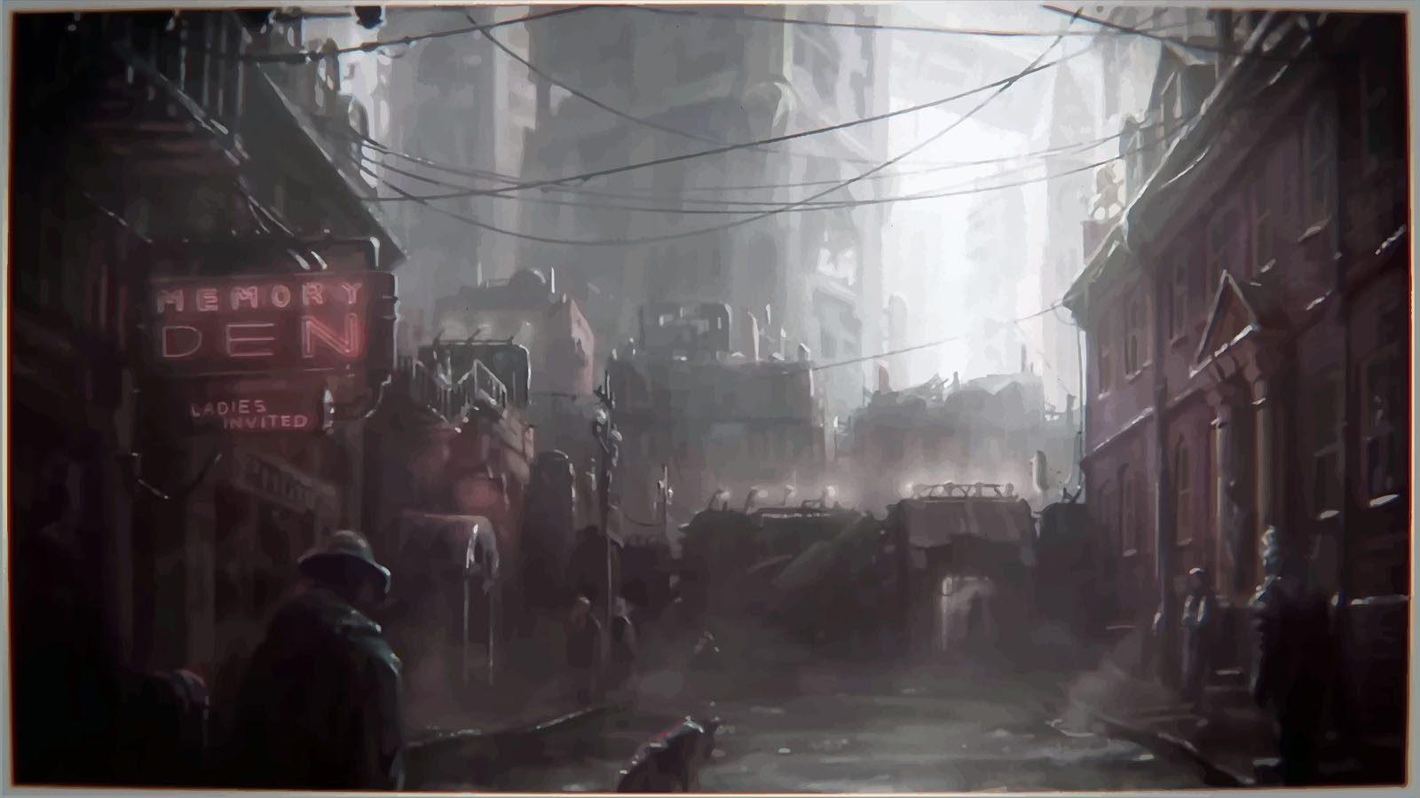 Fallout 4 Concept Art - 34