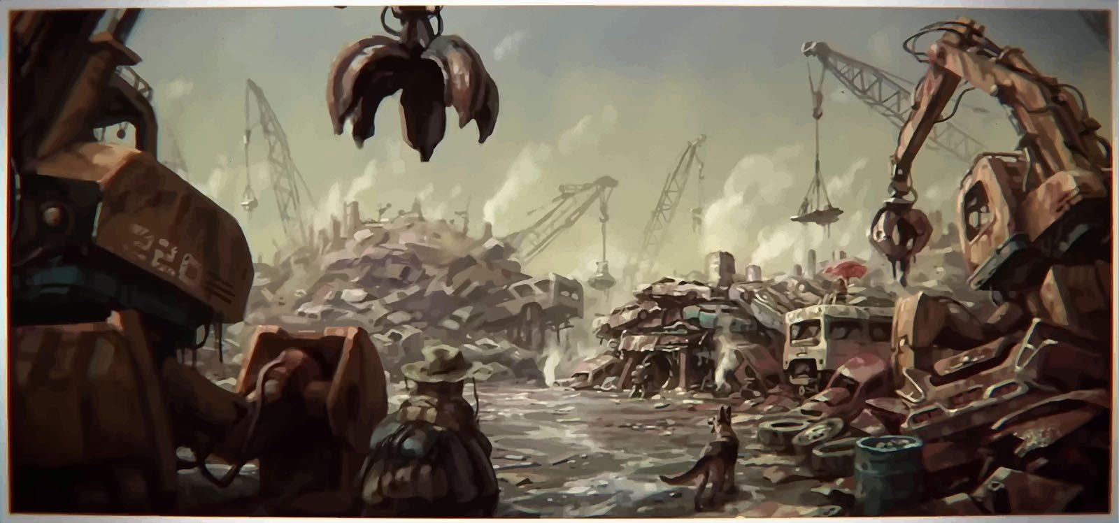 Fallout 4 Concept Art 47