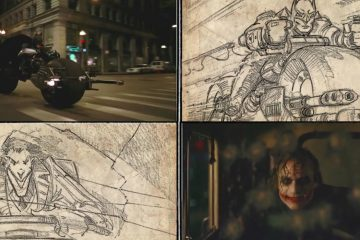 Batman The Dark Knight - Storyboard to Film Comparison