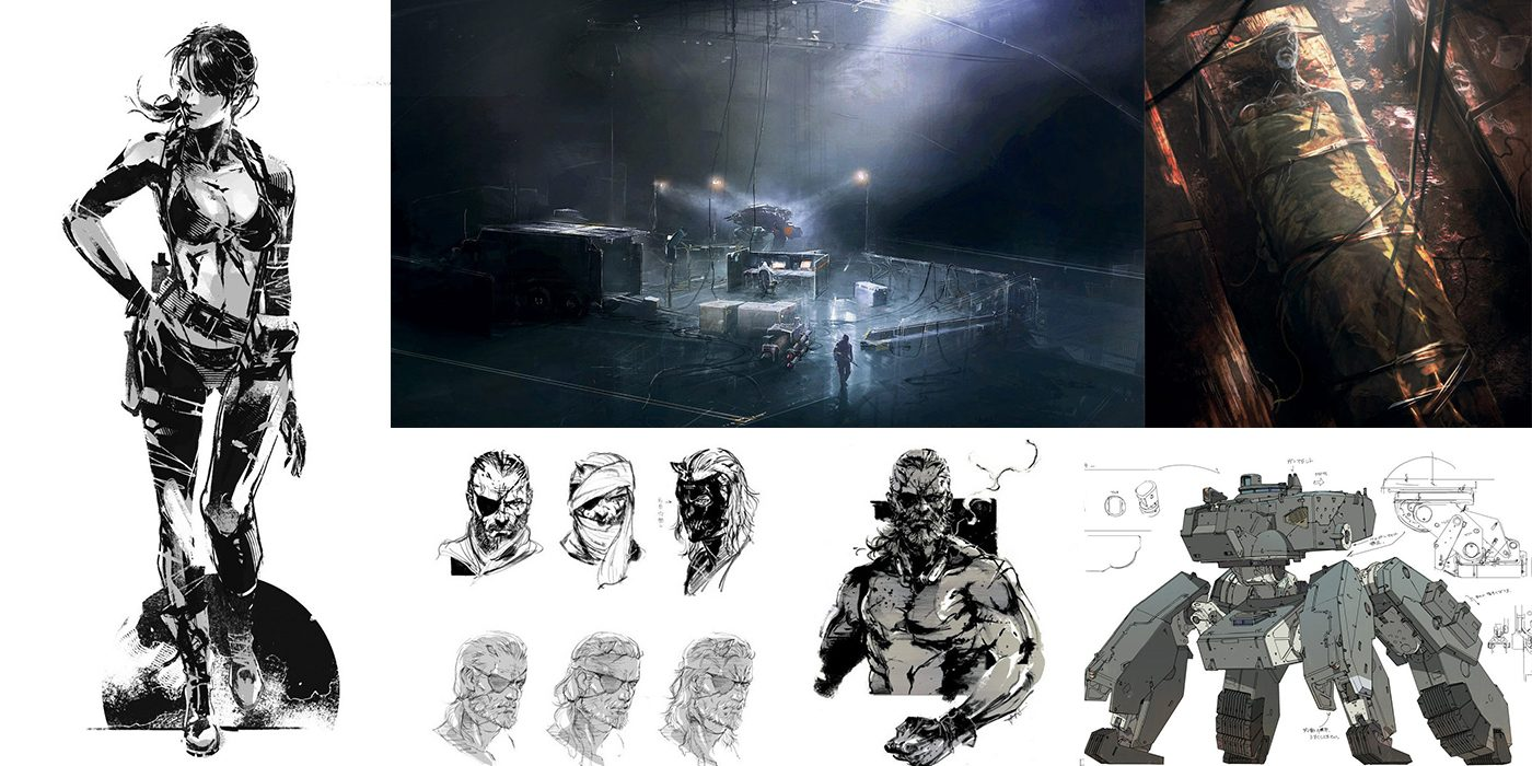 Metal Gear Solid Artbook Pdf