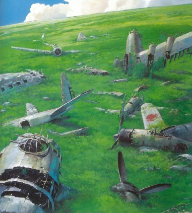[Reflexion] Les oeuvres qui vous inspirent - Page 3 The-Art-of-The-Wind-Rises-66-381x423