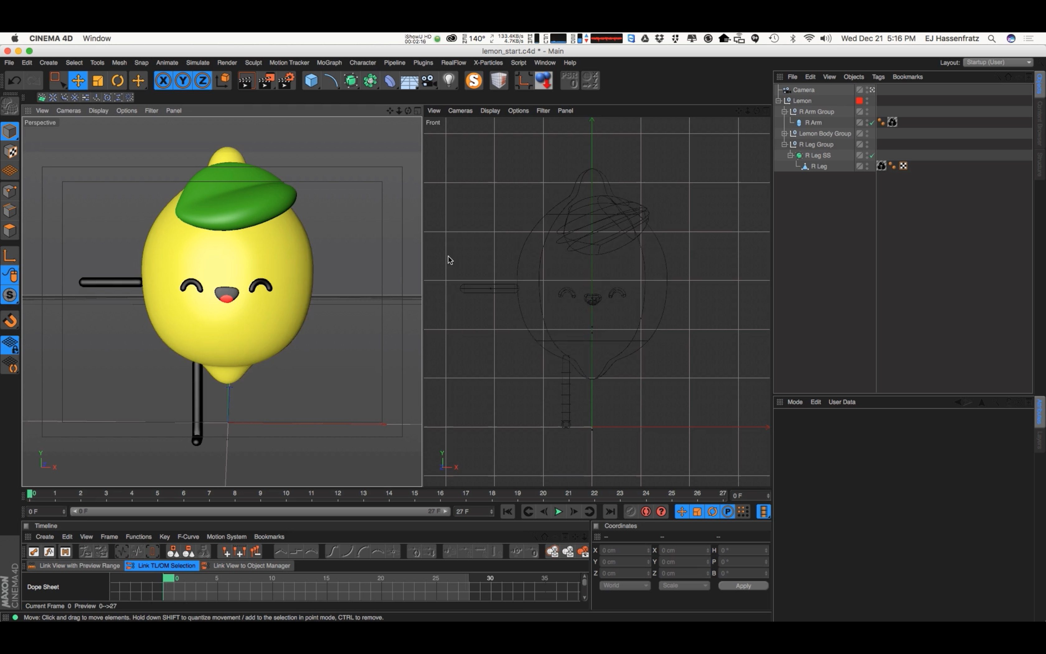 Character Rig Cinema 4d Download - donxilus