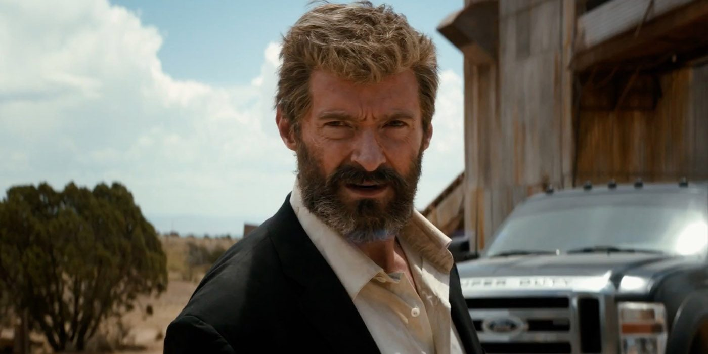Logan Official Red Band Trailer #2